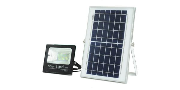 60 led solar flood light