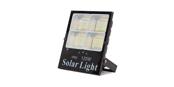 200w solar led flood light