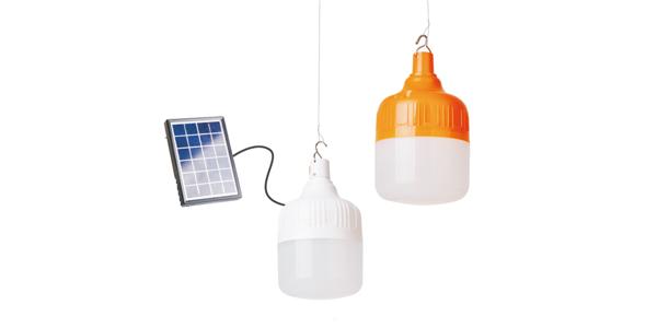 bulb head solar light