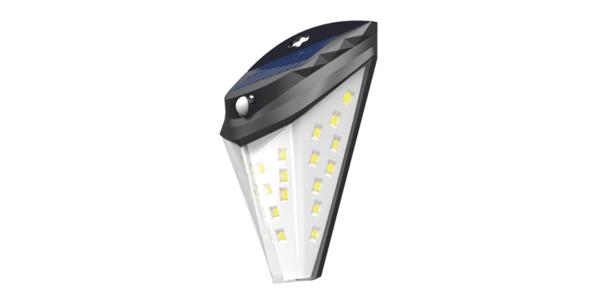 solar wall light for garden