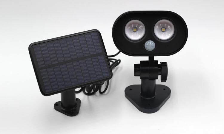 solar wall lights leds