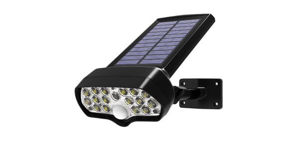 solar lamp outdoor wall light